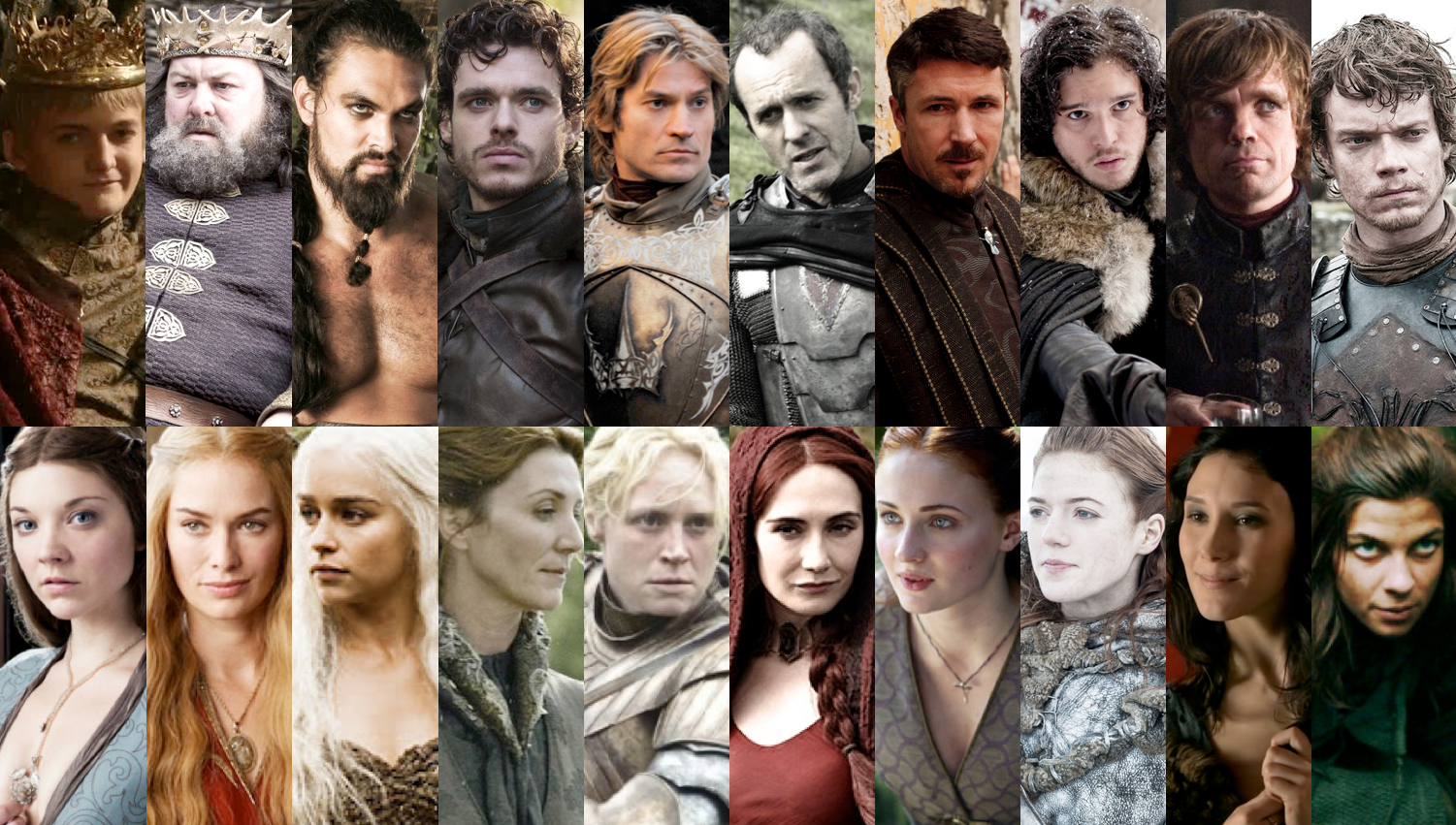 Game Of Thrones Charactere