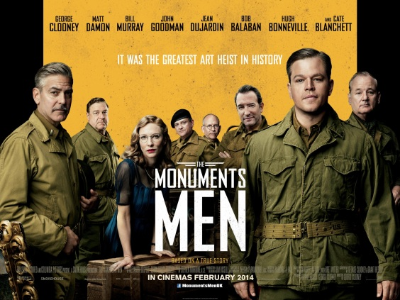 The-Monuments-Men-Poster