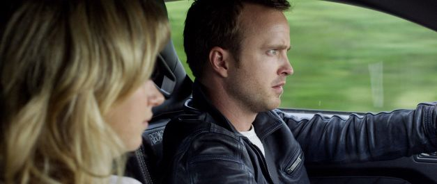 Need-For-Speed-Movie-Official-Photo-Aaron-Paul-Driving-Imogen-Poots