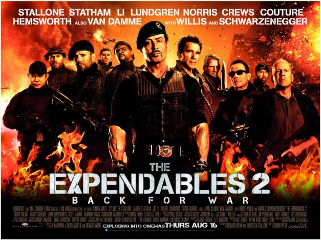 Poster Expendables