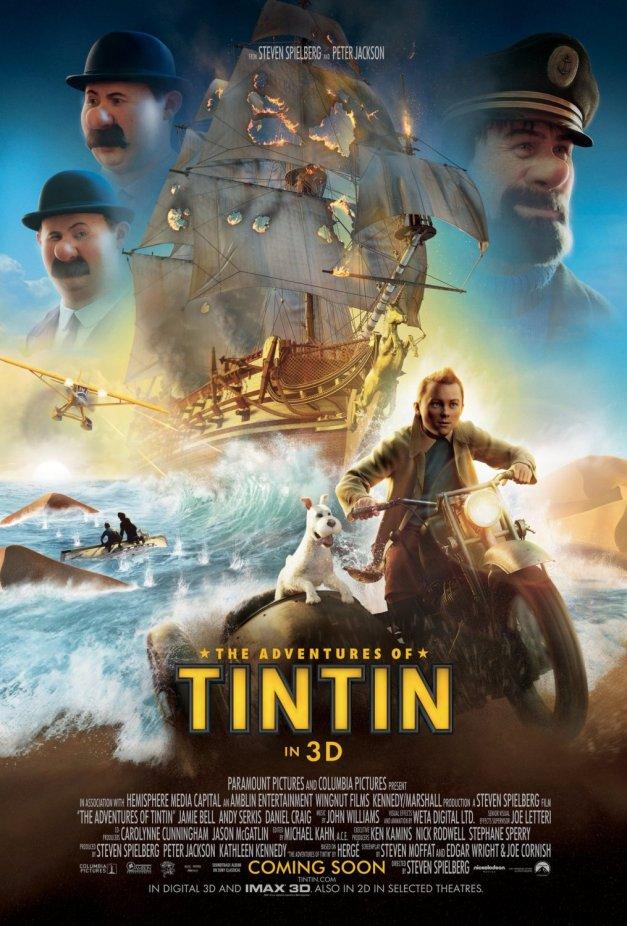 poster Tintin