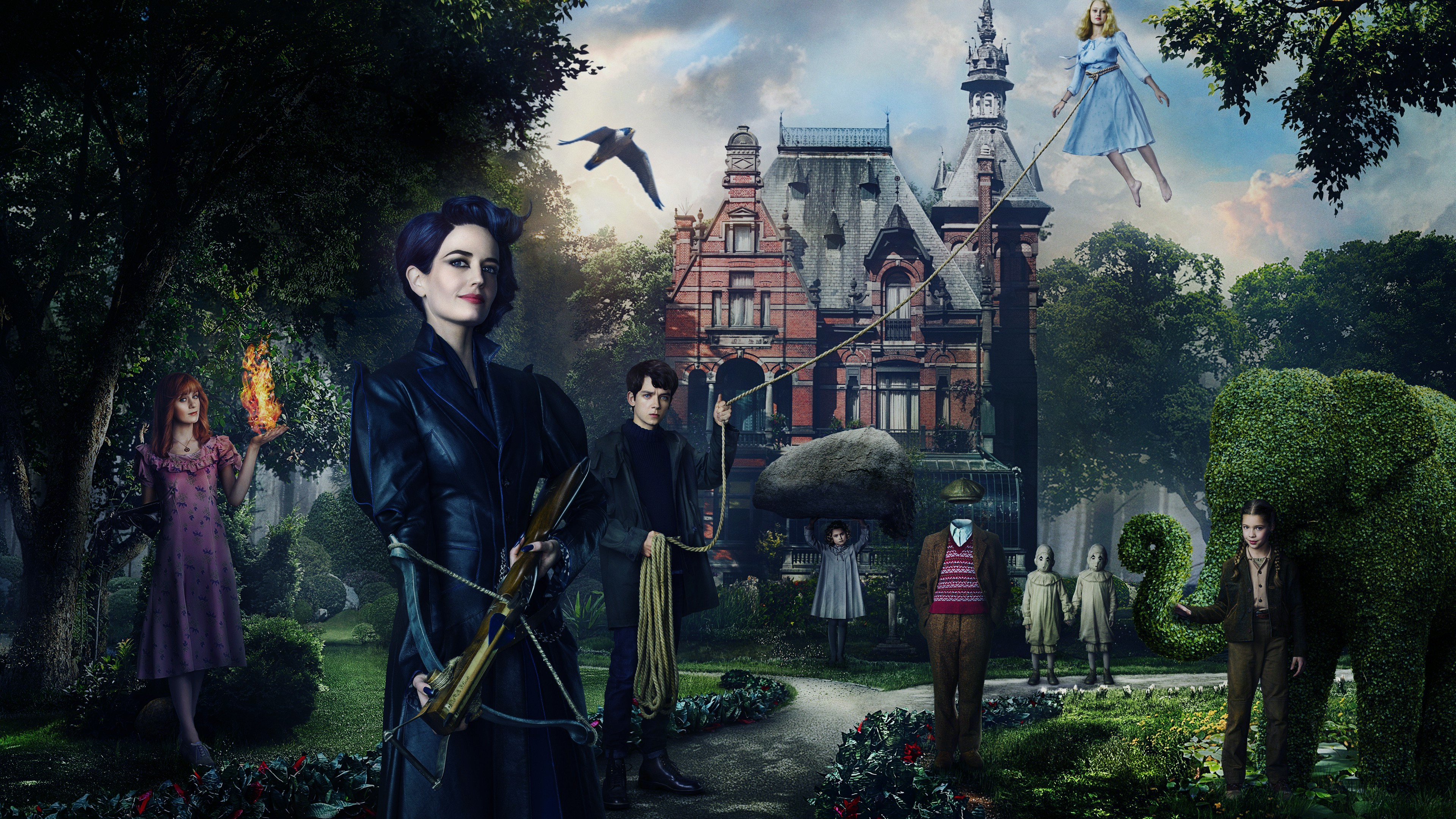 Miss Peregrine S Home For Peculiar Children The 4th Wall