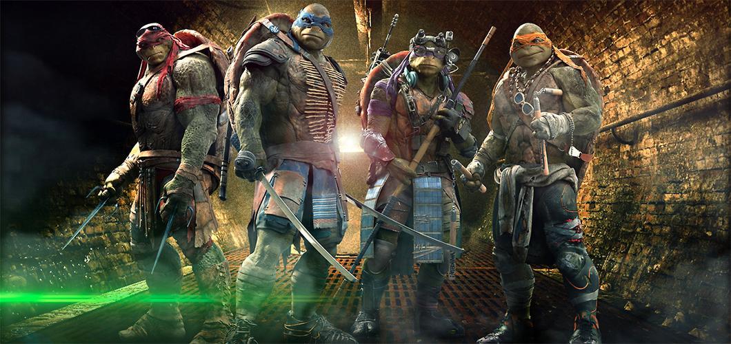 Teenage Mutant Ninja Turtles 2014 The 4th Wall